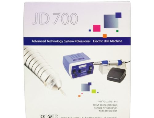 מכונת שיוף JD-700 מכונת שיוף לבניית ציפורניים