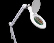 מנורת לופה מגדילה לקוסמטיקאית